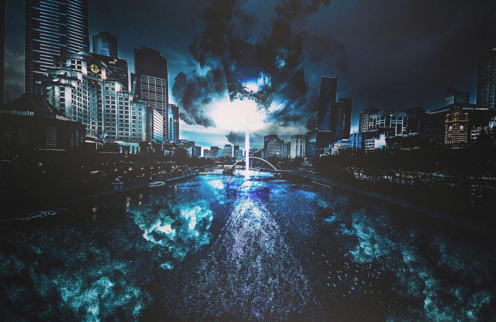 #scifi  #city