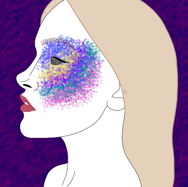 Oleander. Band: Mother Mother Featured model: @sentient_meat on Instagram.#interesting #art #tumblr #tumblroutline #tumblroutlines #drawing #digitaldrawing #digital #digitalart #aesthetic #FreeToEdit