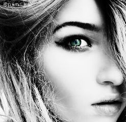 freetoedit photography portrait eyes greeneyes