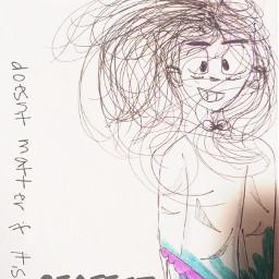 art doodle people