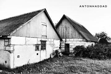 architecture bnw blackandwhite village landscape