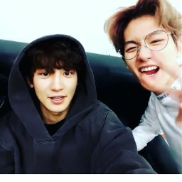 kpop newyear2017 chanyeol beakhyun oppas