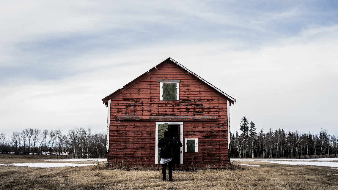 Make today's remix so awesome that yesterday's remix gets jealous.  Unsplash (Public Domain) #FreeToEdit #building #view #background #sky #human #house #minimal
