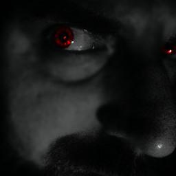 freetoedit stalker horrorart icanseeyou sugoii