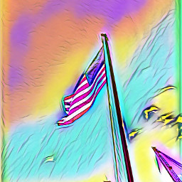 boston americanflag freetoedit