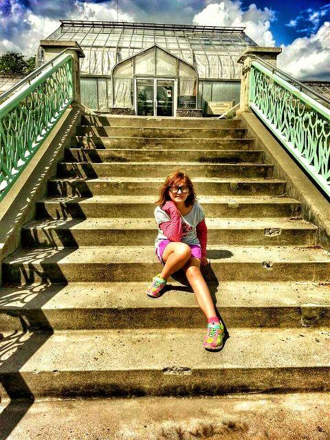 freetoedit girl smile drama park