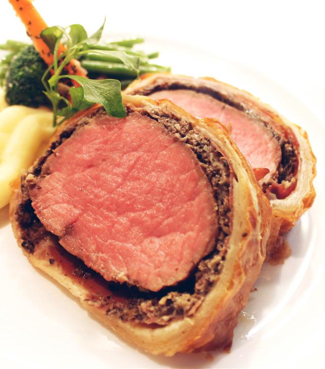 #Beef #BeefWellington #Chef #ChefNung #Cuisine #Gourmet