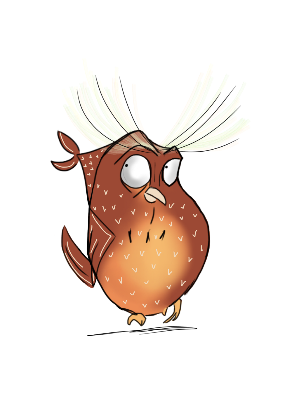 #FreeToEdit #ftestickers #owl #bird