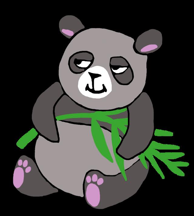 #panda #ftestickers #FreeToEdit