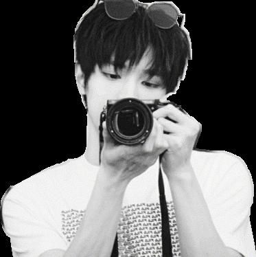 #camera #fotographer #kpop #cute #smile #fotografo