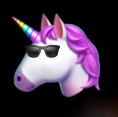 ftestickers myown emojisticker unicorn freetoedit