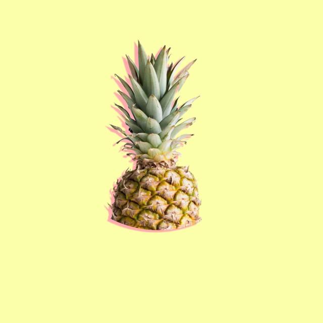 #FreeToEdit #pineapple #fruit